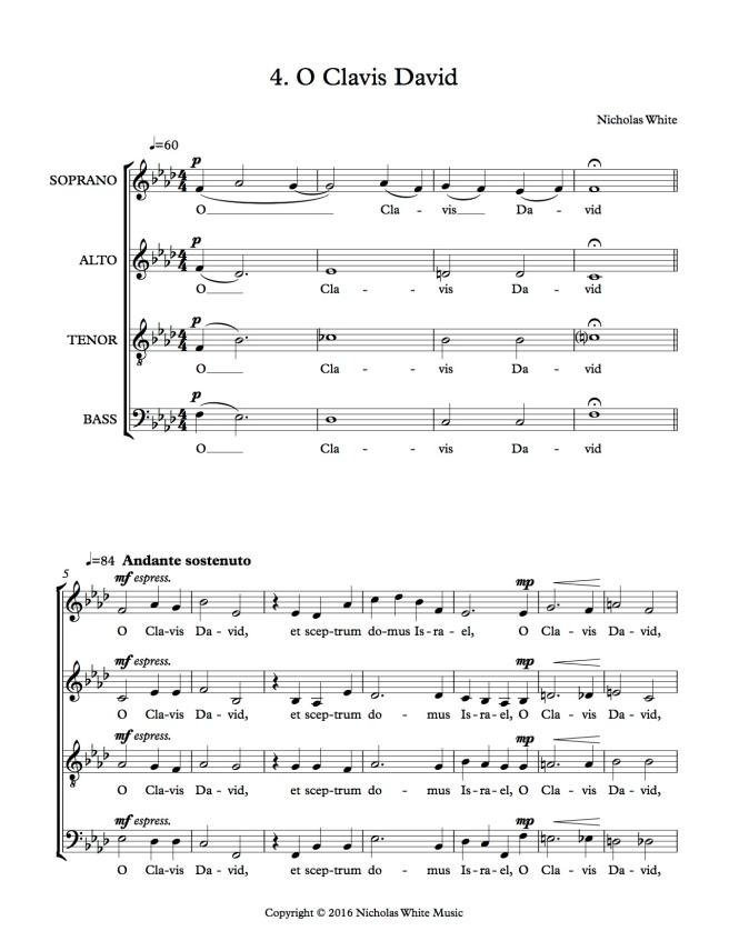 o-clavis-david-full-score