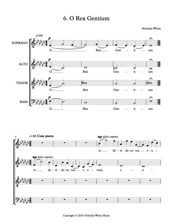 o-rex-gentium-full-score